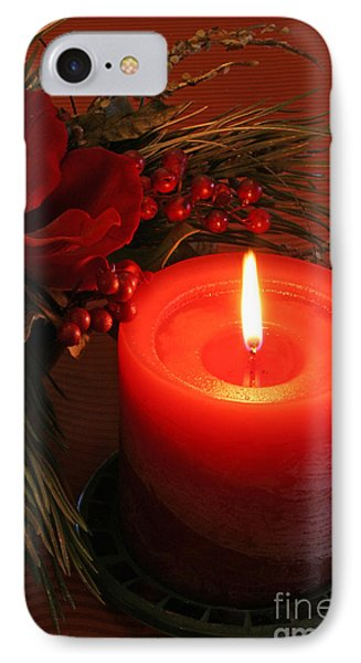 Happy Holidays #1 IPhone Case by Teresa Zieba