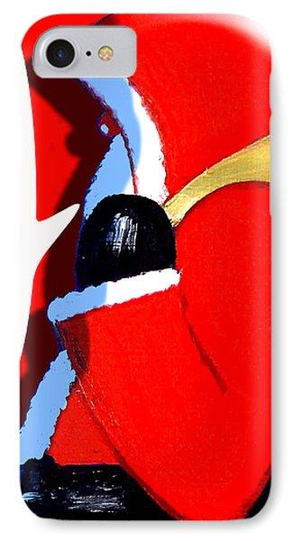 Happy Holidays 6 Phone Case by Patrick J Murphy