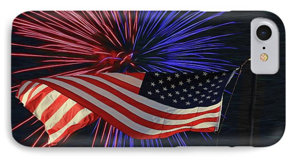 Happy Independence Day IPhone Case
