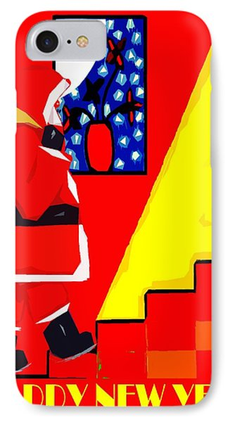 Happy New Year 84 IPhone Case by Patrick J Murphy
