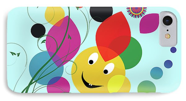 Happy Spring Image Phone Case by Heinz G Mielke