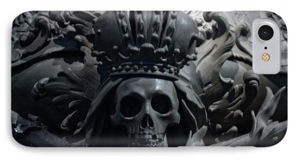 Hapsburg Tombs Vienna Austria Phone Case by Thomas Marchessault