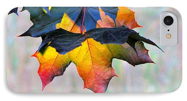 Harbinger Of Autumn Phone Case by Sean Griffin