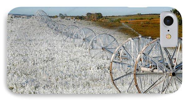 Hard Land Farming Phone Case by David Lee Thompson