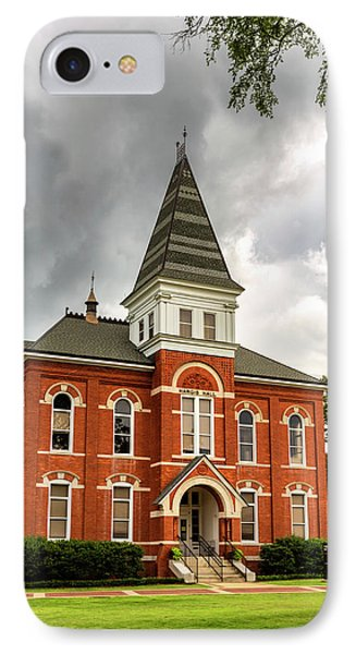 Hargis Hall - Auburn University IPhone Case