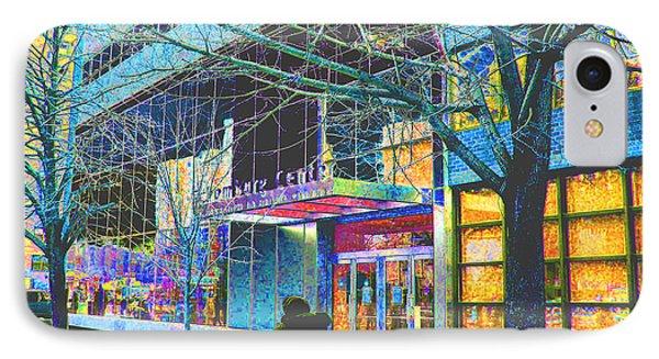 Harlem Street Scene  IPhone Case by Steven Huszar