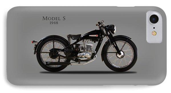 Harley-davidson Model S IPhone Case by Mark Rogan