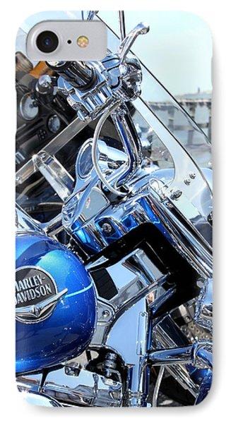 Harley-davidson IPhone Case by Valentino Visentini