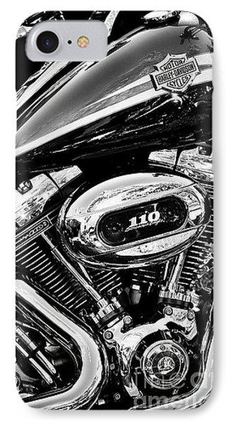 IPhone Case featuring the photograph Harley  by Tim Gainey