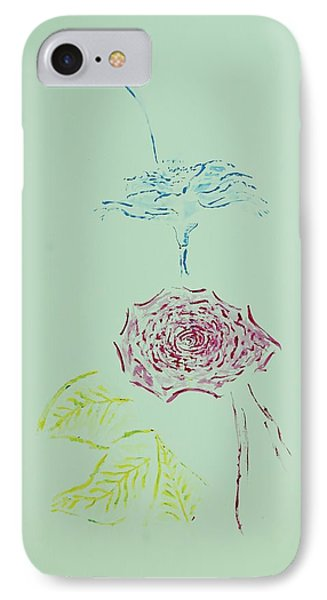 Harmony IPhone Case by Contemporary Michael Angelo