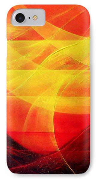 Harmony Phone Case by Kumiko Mayer