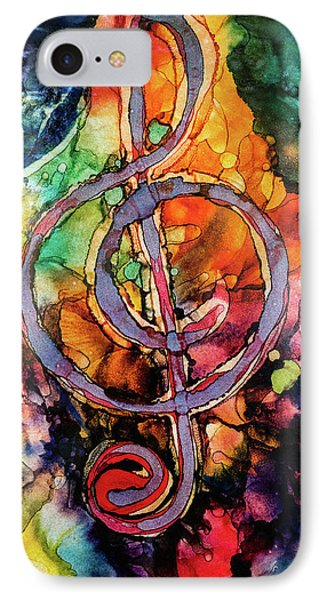Harmony IPhone Case by Lisa Roberts