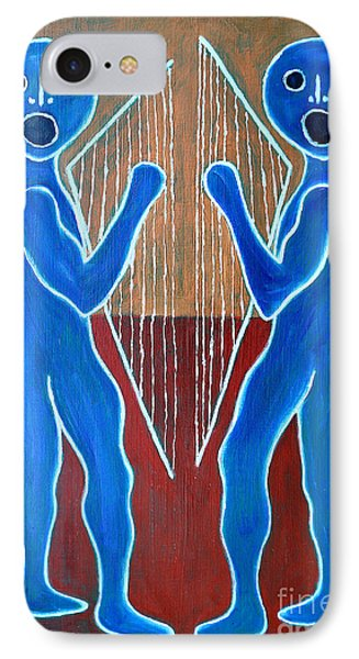 Harps And Voices Phone Case by Patrick J Murphy