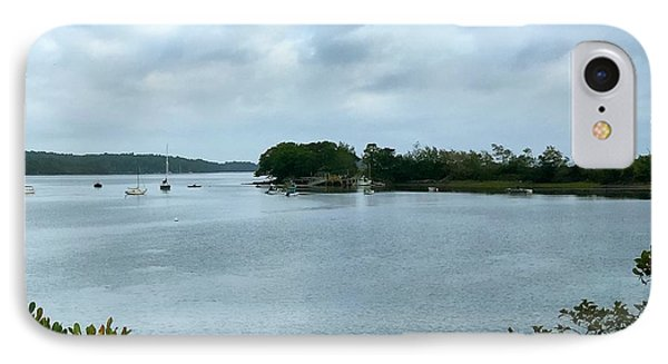 Harpswell, Maine No. 1 IPhone Case by Sandy Taylor