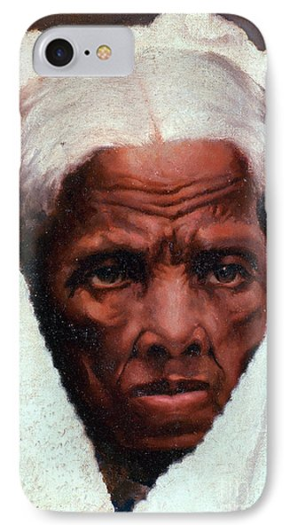 Harriet Tubman, African-american Phone Case by Photo Researchers
