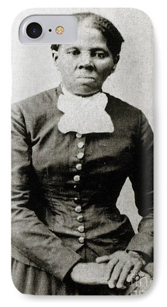 Harriet Tubman, American Abolitionist Phone Case by Photo Researchers