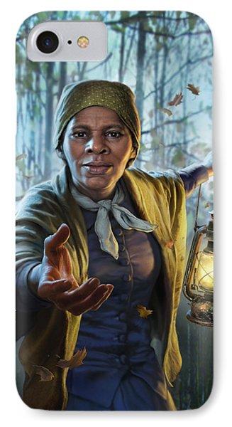 Harriet Tubman IPhone Case