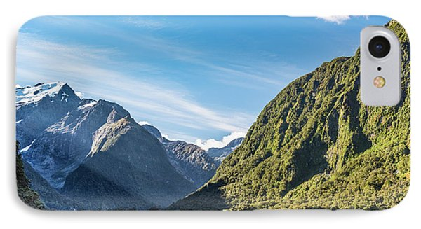 IPhone Case featuring the photograph Harrison Cove Sunlight by Gary Eason
