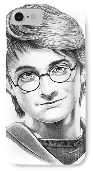 Harry Potter IPhone Case by Murphy Elliott
