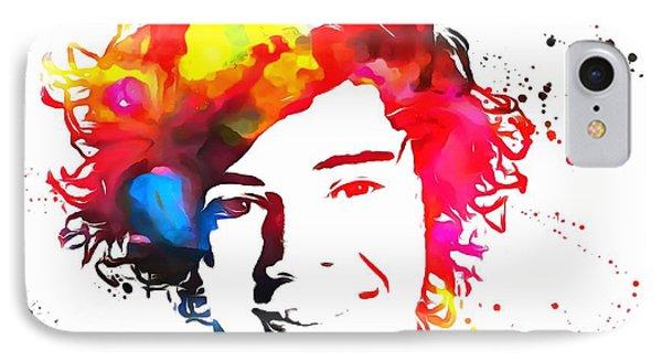 Harry Styles Paint Splatter IPhone 7 Case