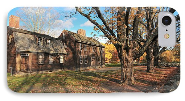 Hartwell House And Tavern IPhone Case