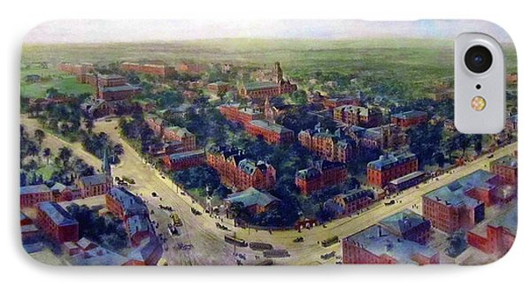 Harvard 1906 IPhone Case