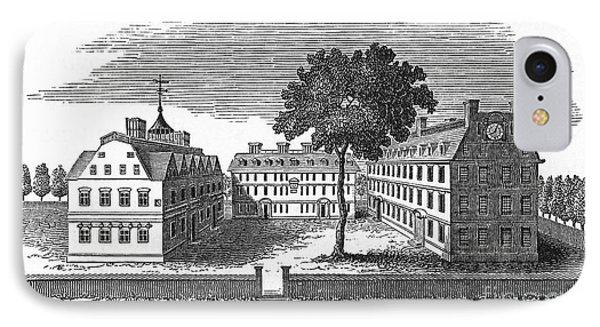 Harvard University, 1755 Phone Case by Granger