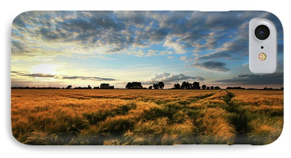 IPhone Case featuring the photograph Harvest by Franziskus Pfleghart