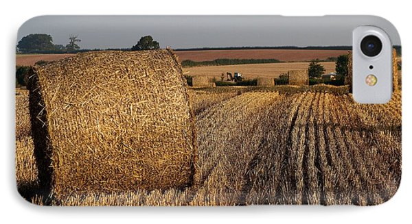 Harvest IPhone Case by Gary Bridger