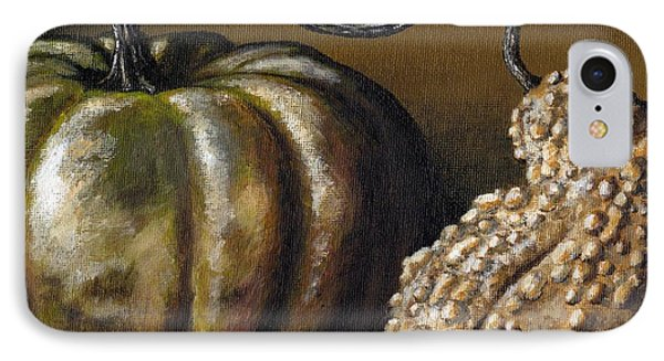 Harvest Gourds Phone Case by Adam Zebediah Joseph