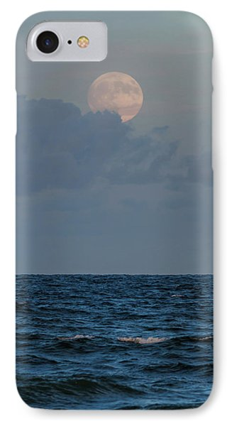 Harvest Moon Blues New Jersey IPhone Case by Terry DeLuco