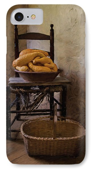 IPhone Case featuring the photograph Harvest by Robin-Lee Vieira