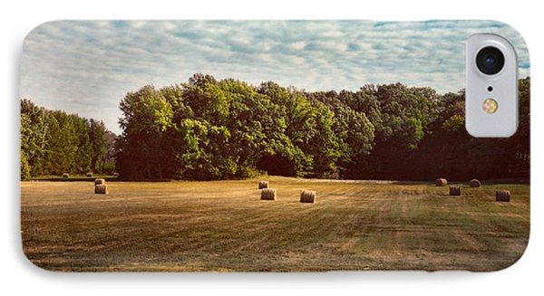 Harvest Time IPhone Case by Jai Johnson
