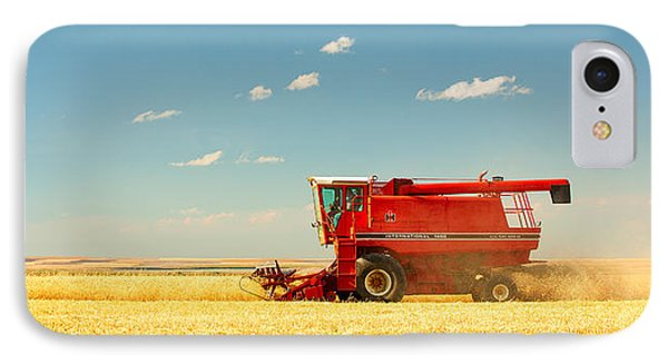 Harvest Time IPhone Case by Todd Klassy