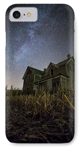 IPhone Case featuring the photograph Harvested  by Aaron J Groen