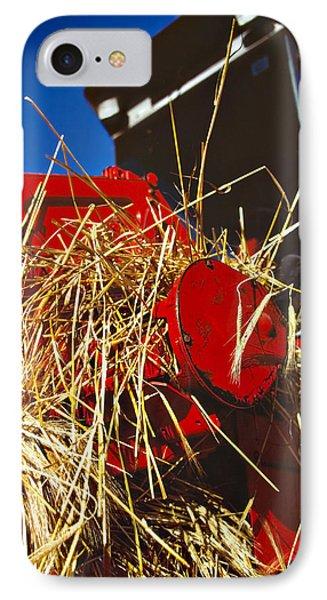 Harvesting Phone Case by Meirion Matthias
