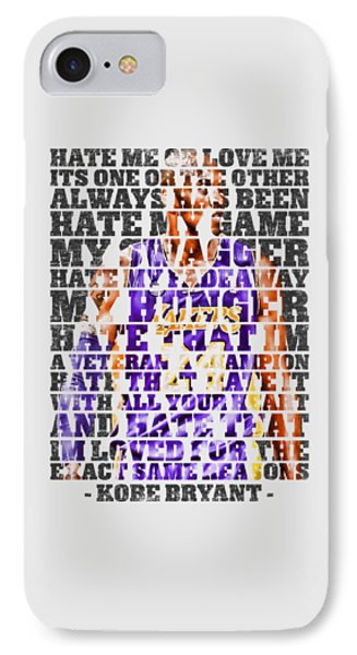 Hate Me IPhone Case