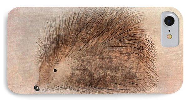 Hattie Hedgehog  IPhone Case