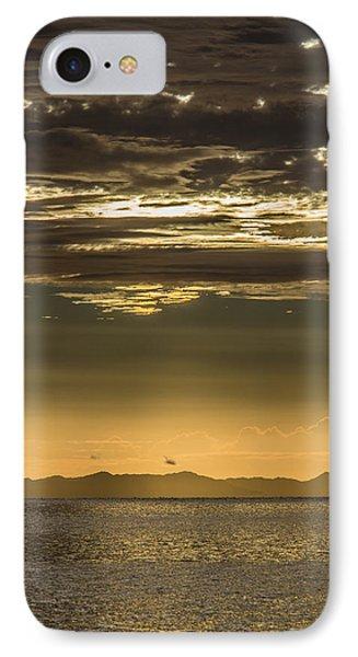 Hauraki Gulf At Sunrise IPhone Case
