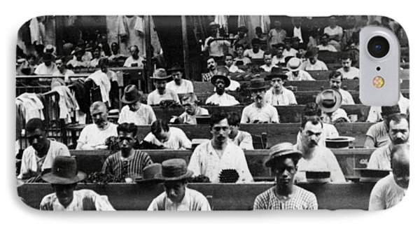 Havana Cuba - Cigars Being Rolled - C 1903 IPhone Case by International  Images
