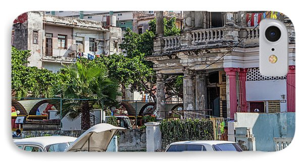 IPhone Case featuring the photograph Havana Cuba by Charles Harden