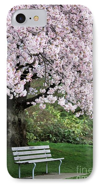 IPhone Case featuring the photograph Have A Seat by Victor K