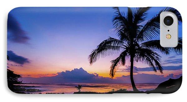 Hawaiian Dawn Colors IPhone Case