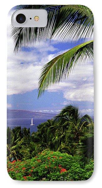Hawaiian Fantasy IPhone Case by Marie Hicks