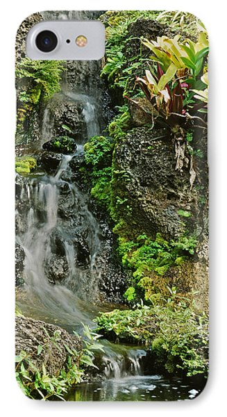 Hawaiian Waterfall IPhone Case