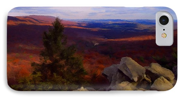 IPhone Case featuring the photograph Hawk Mountain Pennsylvania by David Dehner