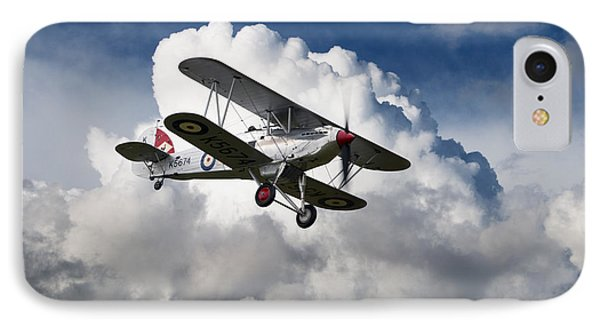 Hawker Fury IPhone Case