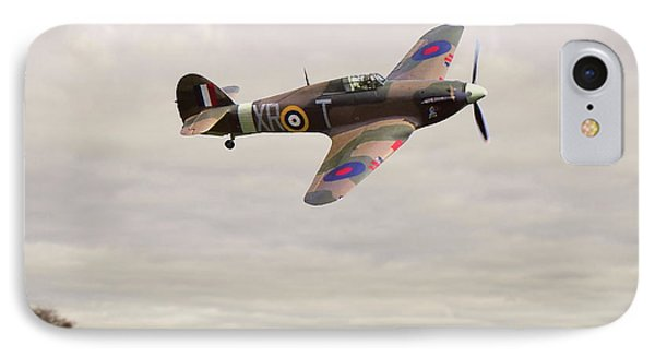 Hawker Hurricane -2 IPhone Case by Paul Gulliver