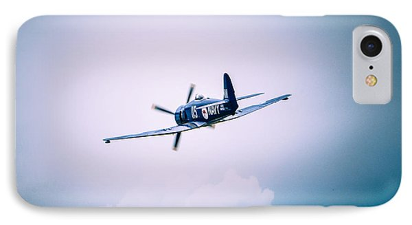 Hawker Sea Fury Fb11 IPhone Case by Thomas M Pikolin