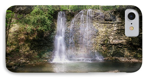 Hayden Run Waterfall IPhone Case by Tom Mc Nemar